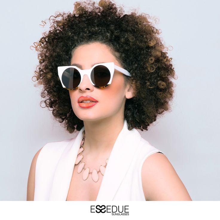 #essedue #esseduesunglasses #sunglasses #afrogirl #occhialidasole