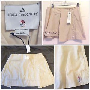 Official Adidas Stella McCartney Team GB Skirt UK 12 ✦FREE SHIPPING✦    eBay