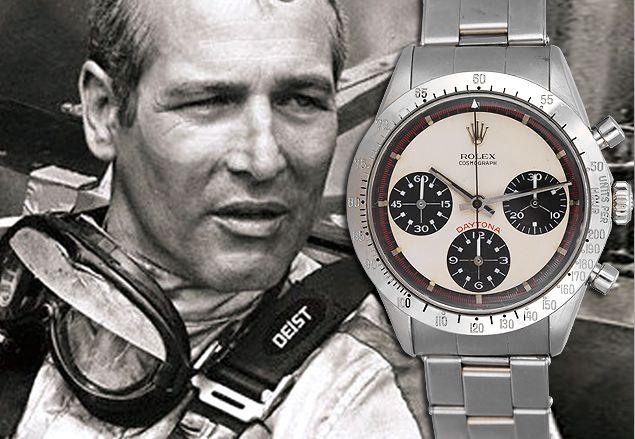 The Paul Newman Rolex Daytona