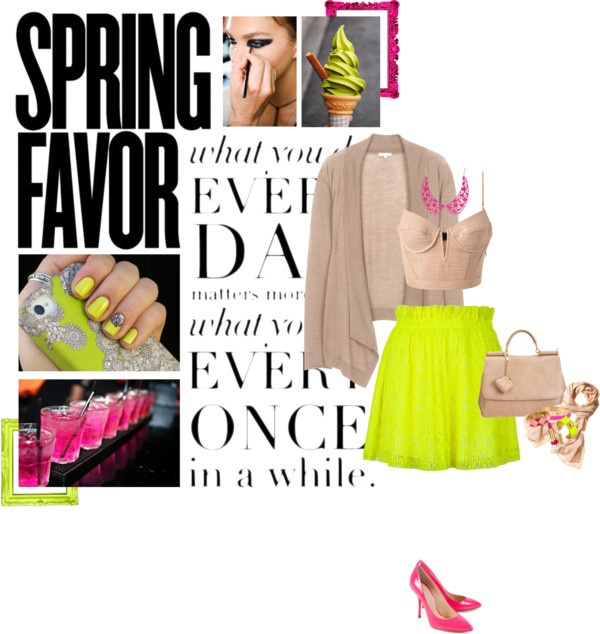 """spring favor"" by funky-martita on Polyvore"