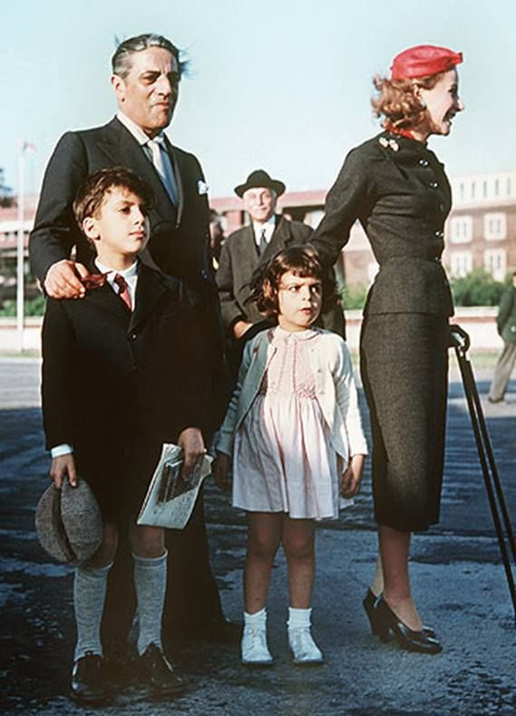 Onassis family
