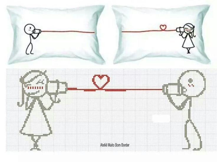 cross stitch kiss - Google keresés