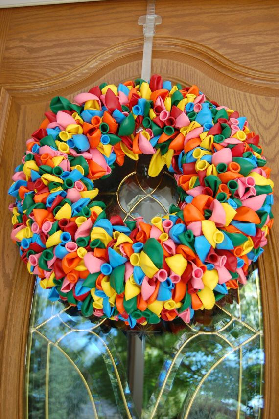 i LOVE these wreaths!