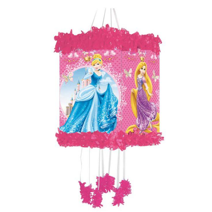 Piñata Viñeta Princesas Disney #fiestacumpleaños #cumpleañosdisney #decoracioncumpleaños