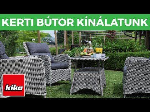 Aktuális termékkínálatunk - Kerti bútorok | Kika Magyarország - YouTube