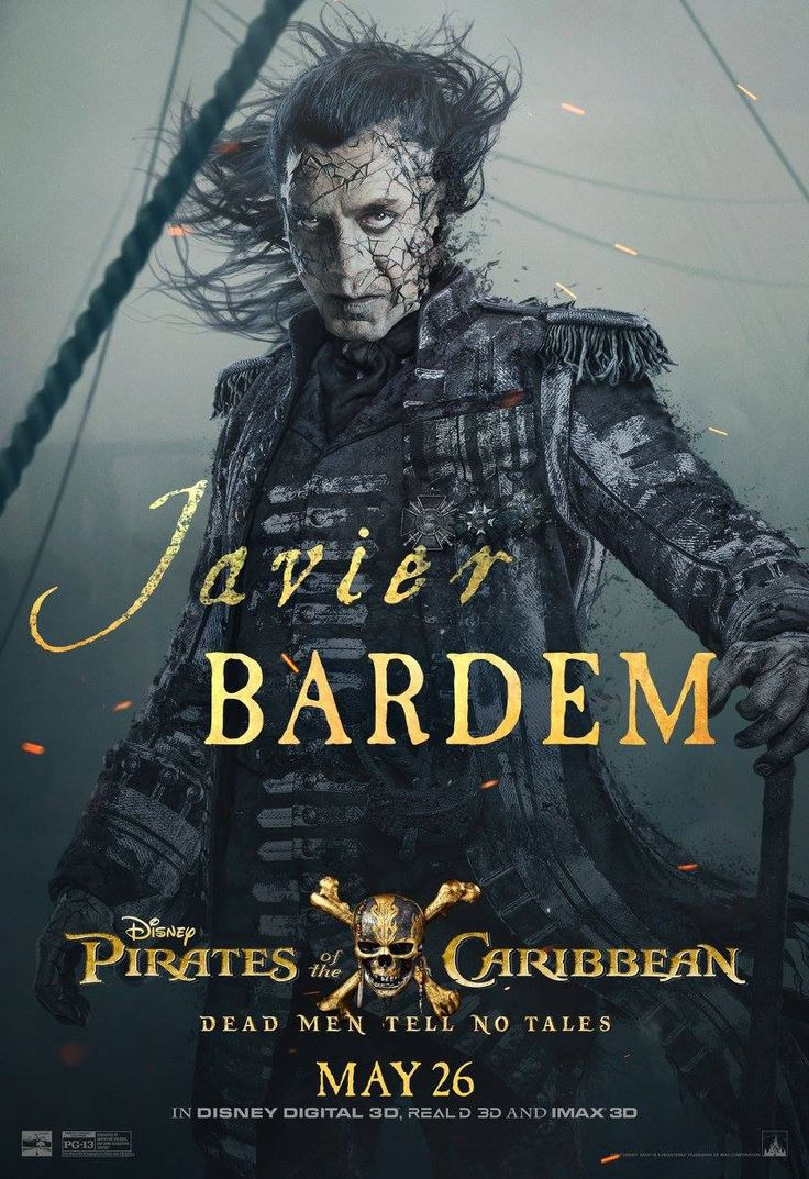 Return to the main poster page for Pirates of the Caribbean: Dead Men Tell No Tales (#7 of 10)