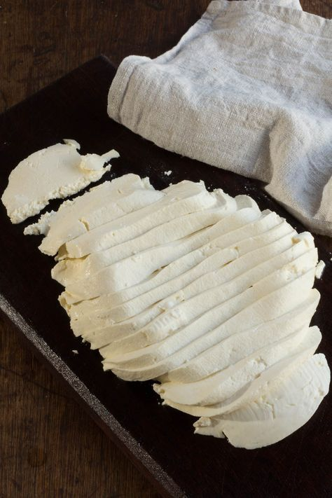 How to Make Your Own Halloumi, with Step by Step Photos! - Quirky Cooking