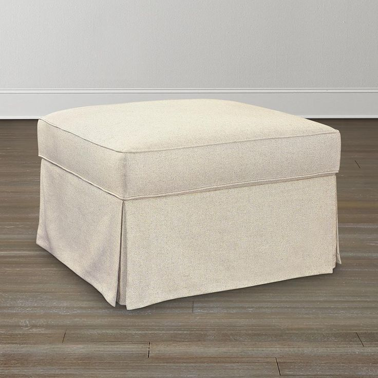 one brown slipcover ottoman surefit strgraham enz piece stretch products leather otto
