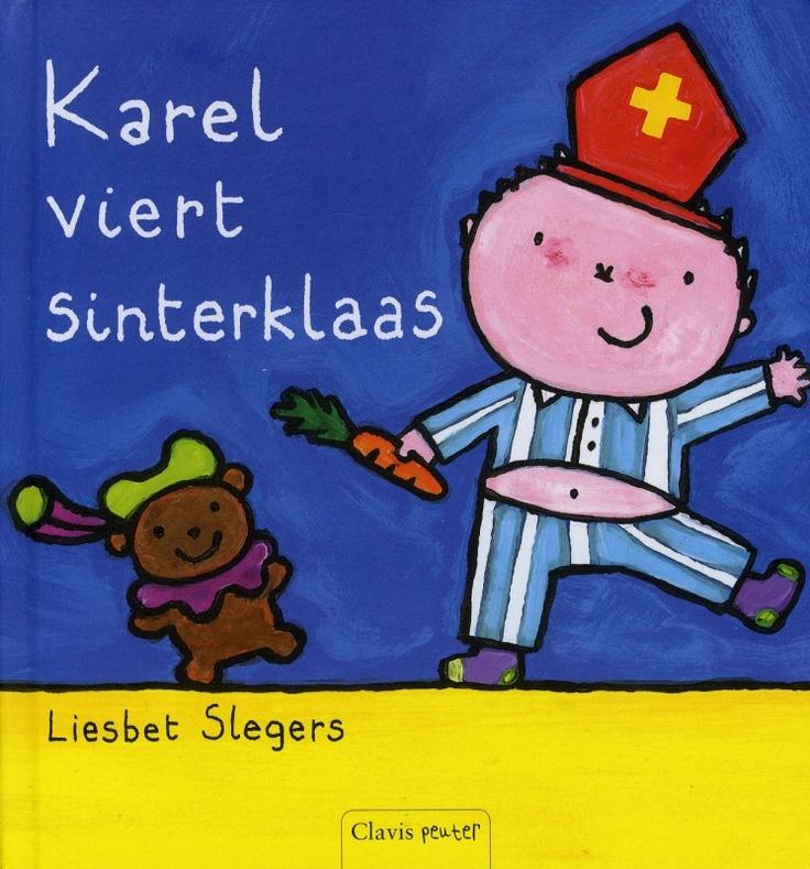 Karel viert sinterklaas - liesbet slegers