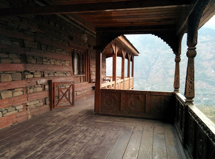 Naggar castle, places to visit near Manali