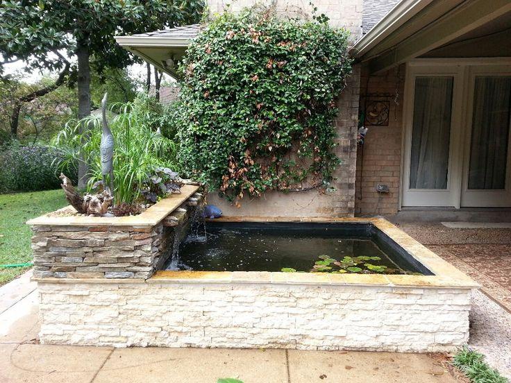 Best 25+ Above ground pond ideas on Pinterest   Pond ... on Above Ground Ponds Ideas id=59564