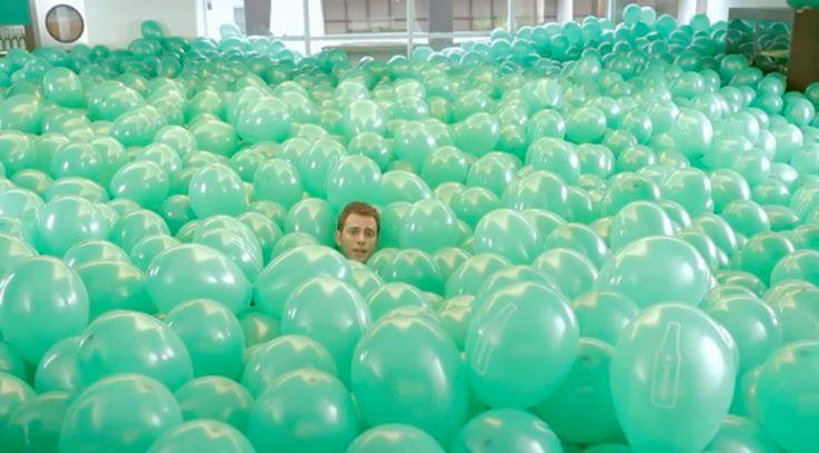 Heineken, 1 Like 1 Balloon