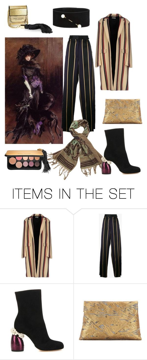 Marchesa Casati by whoisdada on Polyvore featuring arte