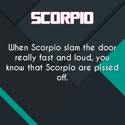 #ScorpioBabe