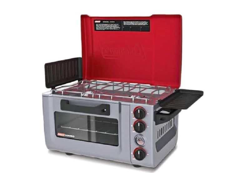 Coleman Propane Camp Stove Camping Outdoors Hiking Cooking Supplies Sporting New #Coleman #FrontierStove