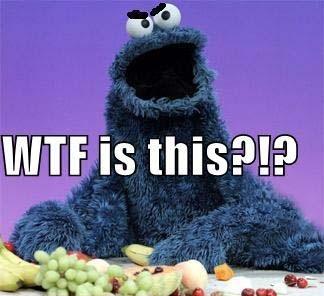 : Cookies, Cookie Monster, Funny Stuff, Humor, Funnies, Monsters, Wtf
