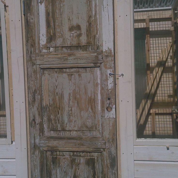 Vanha ovi josta maalia rapsuteltu