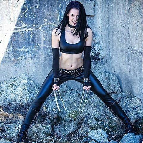 sharemycosplay: #Cosplayer @katydecobray as the #xmens #x23!...