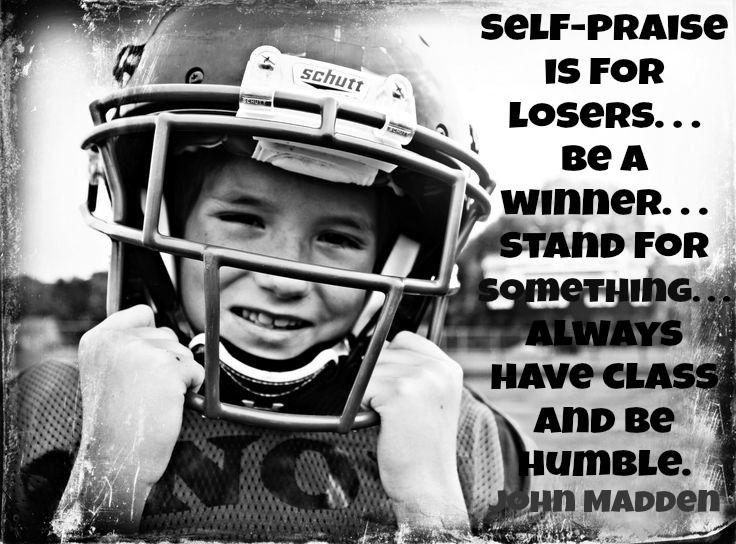 John Madden Football Quote INSPIRATIONAL