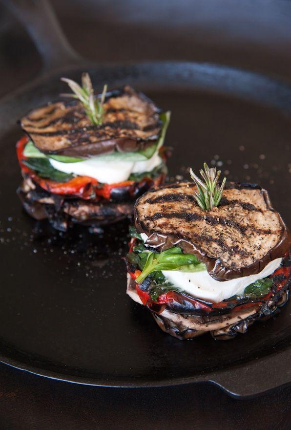100+ Healthy eggplant recipes on Pinterest