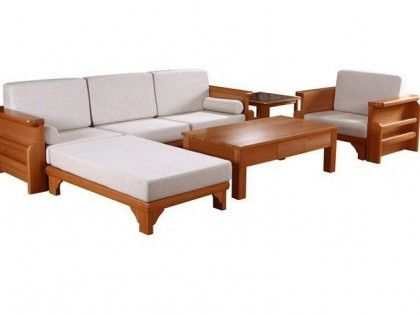 Wooden Sofa, If You Have Large Family, Indeed You Use Your Living Room A  Lot, So You Need For Solid Part 86