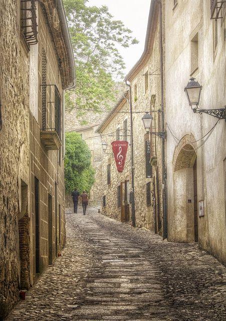 Trujillo. Cáceres. Extremadura. Spain.