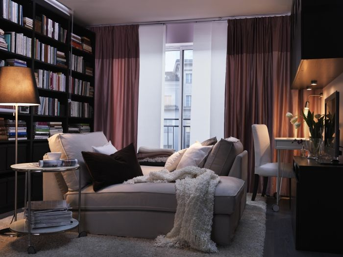 Kivik Chaise Longue Sofas And Rugs Pinterest Living