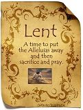 Lenten Prayer Chain / Countdown Plus, More Activities and a Link-up - Catholic Inspired ~ Arts, Crafts, and Activities!