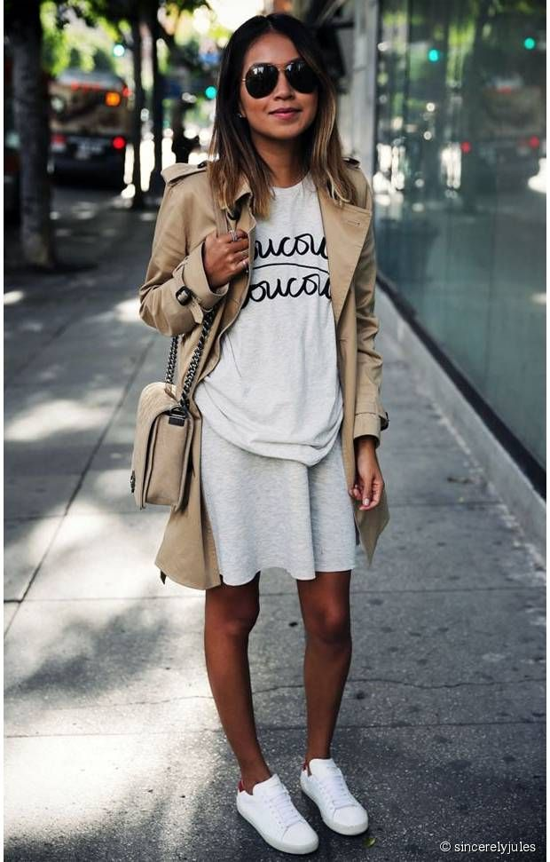 Chaussures trench coat