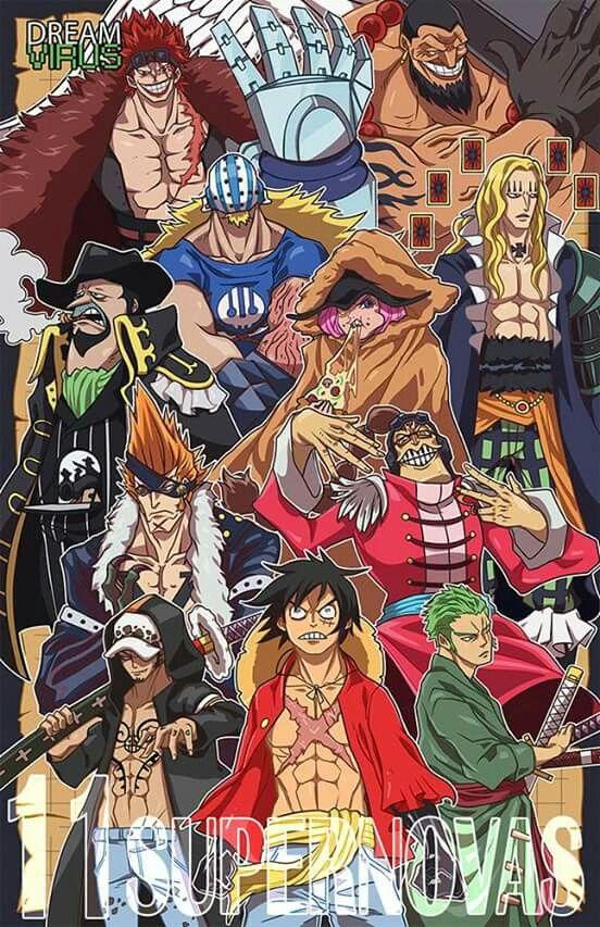 One piece series image by Anime/zodiac on Anime One