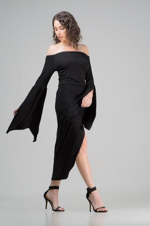 Organic Bamboo Gaia Dress