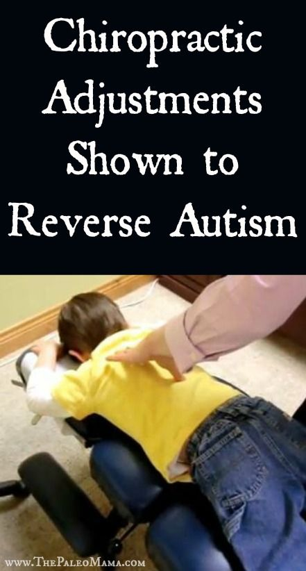 Chiropractic Adjustments Shown to Reverse Autism in Three-Year Old Girl | www.thepaleomama.com