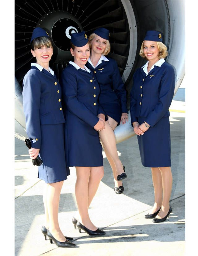 38 best cabin crew and flight attendants images on for Townandcountrymag com customer service