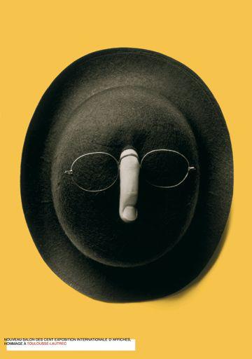 Carteles : Isidro Ferrer - Spanish illustrator/designer/artist