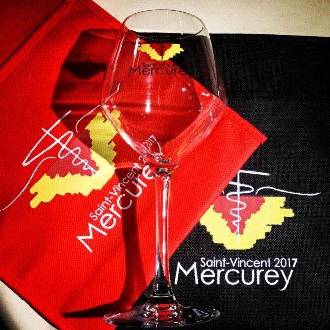 Mercurey accueille la Saint Vincent, fête des vignerons www.gite-bourgogne.net
