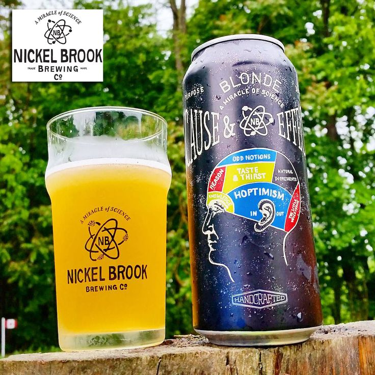 Feature: Nickel Brook Brewing @NickelBrookBeer One of the leading players in the Ontario Craft Beer movement since their founding in 2005. Glassware by Zenan Glass. www.zenan.ca