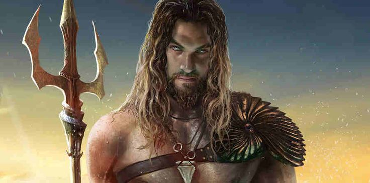 BATMAN v. SUPERMAN News: JASON MOMOA First Official Image as AQUAMAN Released