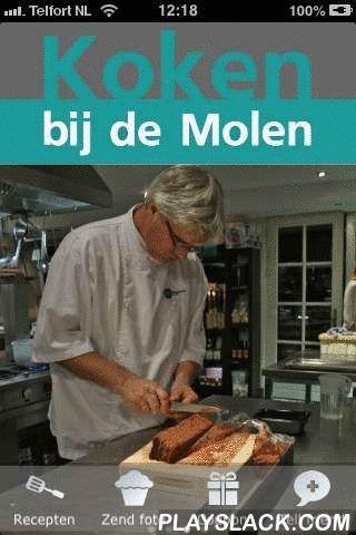 Koken Bij De Molen  Android App - playslack.com , Koken bij de Molen is de plek waar u terecht kunt voor al uw wensen en dromen op gebied van koken, eten en drinken.Op onze sfeervolle locatie in het prachtige Laren vindt u een complete en professionele kookstudio, waar topkoks en amateurs elkaar ontmoeten.Naast de alom bekende kookworkshops, cursussen en private dining kunt u nu ook terecht in onze traiteur. Hier vindt u naast seizoensgerechten delicatessen zoals olijfolie, truffelproducten…