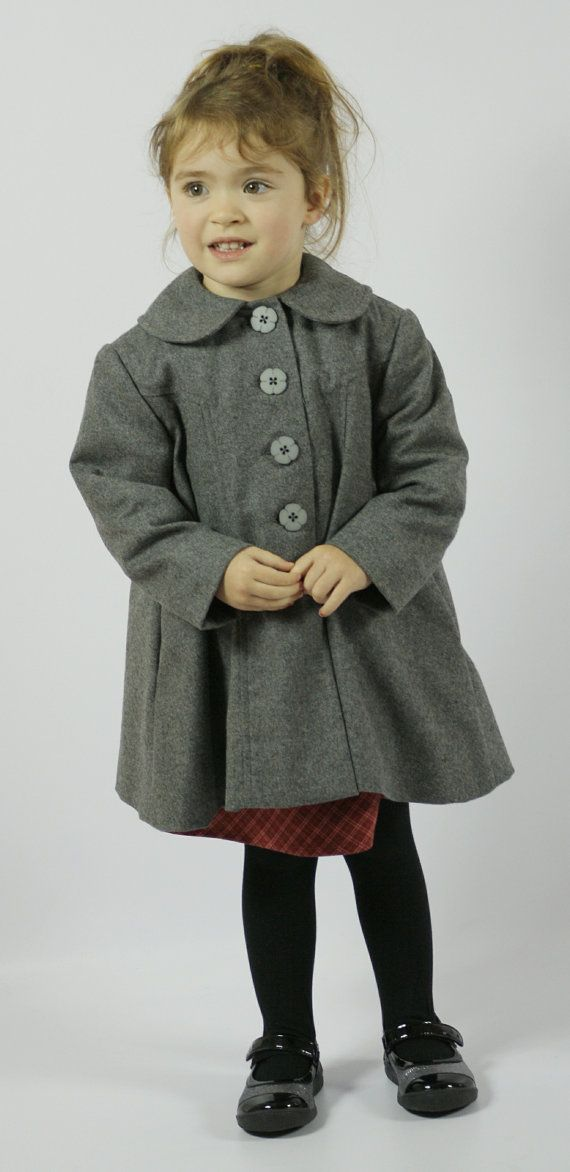 20 best Wool Coats for Children images on Pinterest