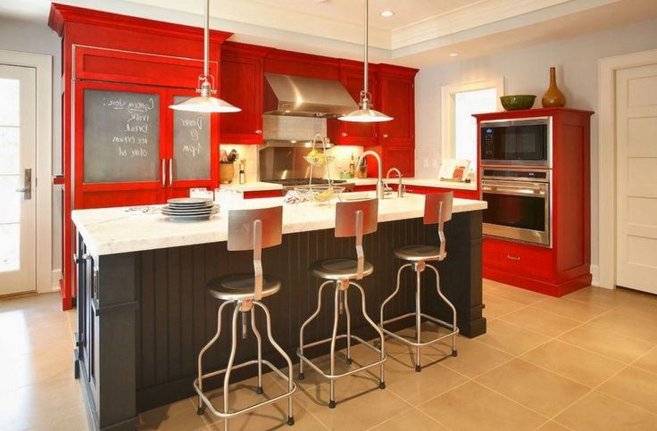 Kitchen Color Ideas Red Wood Stain Cabinets kitchen kitchen color. kitchen remodel.