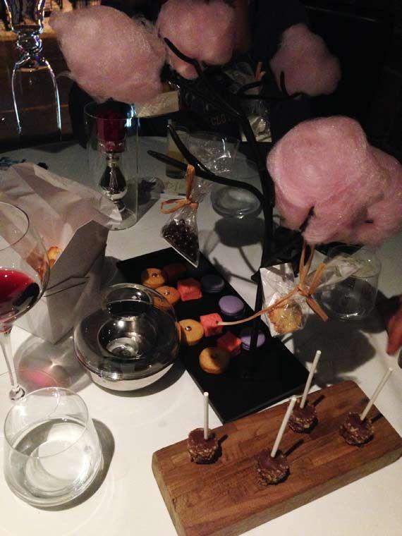 Manger, c'est bien, mais vivre une experience culinaire magique, c'est vraiment génial, voici le détail de ma soirée au restaurant Européa.