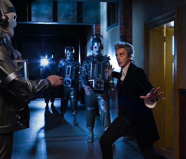 BBC Latest News - Doctor Who - Original Mondasian Cybermen return to Doctor Who!