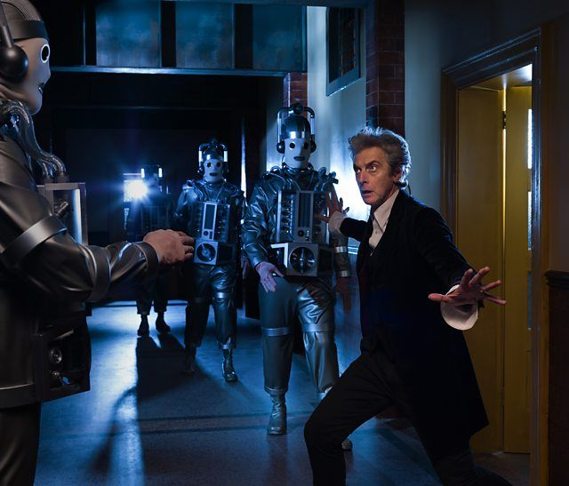 BBC Latest News - Doctor Who - Original Mondasian Cybermen return to Doctor Who!