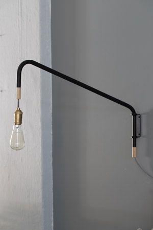 Salisbury Bedside Lamp