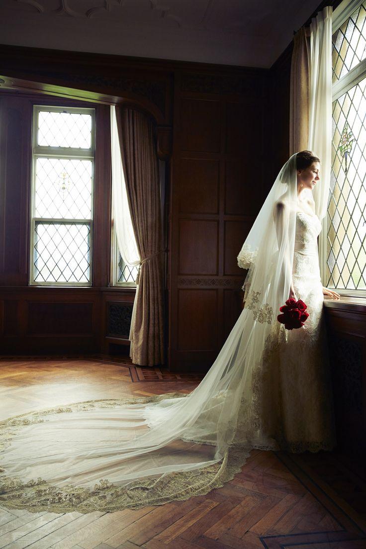 [DRESS:NOVARESE EPNV36] weddingdress weddingday white princess