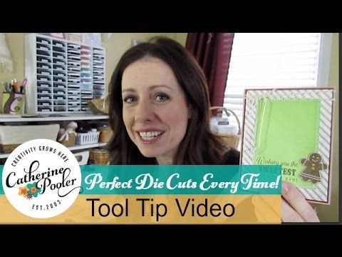 Perfect Die Cutting and Stamping Every Time with Catherine Pooler  http://www.catherinepooler.com/?p=29653