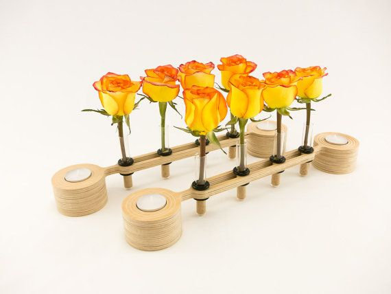 Style 38  Adjustable Tube Vase and Candle by KkornerInnovations, $18.00