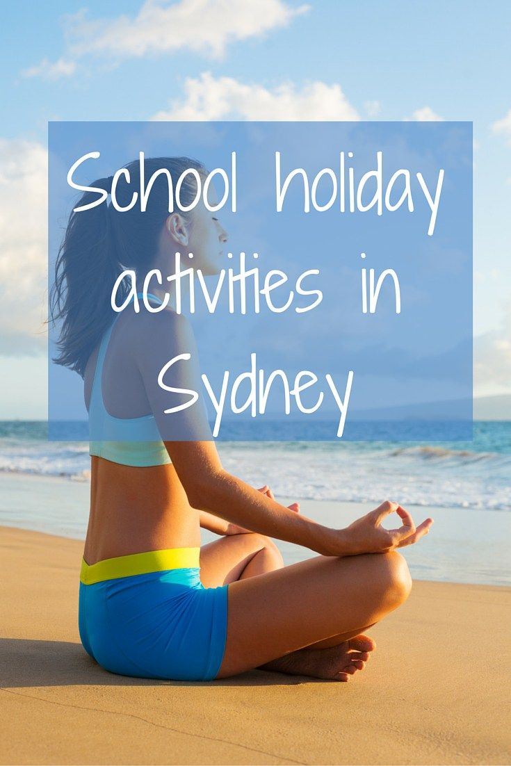 Cool school holiday activities in Sydney