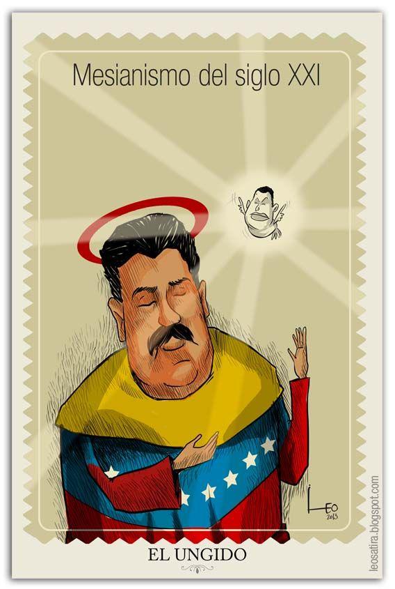 Sencillamente da asco como buscan endiosar a Chavez
