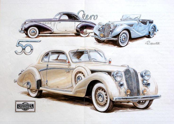Aero 50   Classic Европейския кола